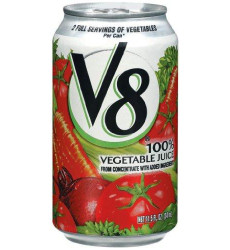 V8 Juice, 11.5-Ounce Bottles (Pack of 24)