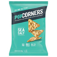Popcorners Salt Of The Earth, Popcorn Chips (5Oz/12 Pack)