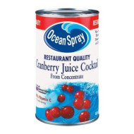 Ocean Spray Cranberry Cocktail Drink  Tin, 46-Ounce Bottles (Pack Of 12)