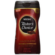 Nescafe Taster's Choice House Blend Instant Coffee, 12 oz.