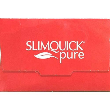 Slimquick Pure Extra Strength Mixed Berry Drink Mix, Powerful Dietary Supplement- 26 Count-Lose 3X The Weight (Packaging May Vary)