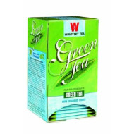 Wissotzky Green Tea with Nana, 1.06-Ounce Boxes (Pack of 6)