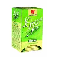 Wissotzky Green Tea with Lemongrass and Verbana, 1.06-Ounce Boxes (Pack of 6)