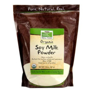 Soy Milk Powder (Instant), 20 Oz By Now Foods (Pack Of 2)