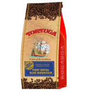 TORTUGA Caribbean Port Royal Jamaican Blue Mountain Flavored Coffee- Roasted and Ground Coffee 10oz - The Perfect Premium Gourmet Gift for Gift Baskets, Parties, Holidays, and Birthdays