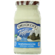 Smucker'S Marshmallow Topping, 12.25-Ounce (Pack Of 6)