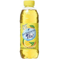 San Benedetto Lemon Tea, 12 Count