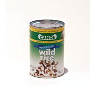 Canoe Cooked Wild Rice, 15-Ounce