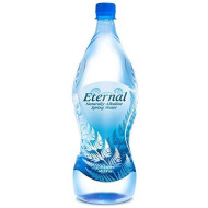 Eternal Naturally Alkaline Spring Water, 50.7-Ounce (Pack Of 12)