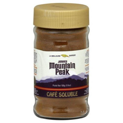 Mountain Peak Coffee Instant, 3.5000-ounces (Pack of3)