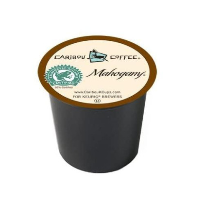 Caribou Coffee Mahogany 120 K-Cups Dark