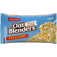 Malt-O-Meal Oat Blenders With Honey & Almonds Cereal 36 Oz