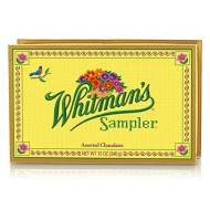 Whitman's Sampler Assorted Chocolates, 12 Ounce Box (Pack of 3)