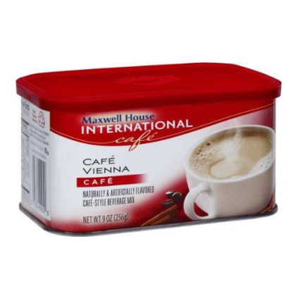 Maxwell House International Cafe Cafe Vienna Beverage Mix, 9 oz