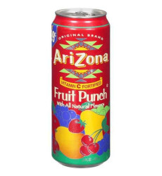 Arizona Fruit Punch, 20-Ounces (Pack Of 24)