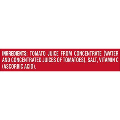Campbell's Tomato Juice, 32 oz. Bottle (Pack of 8)