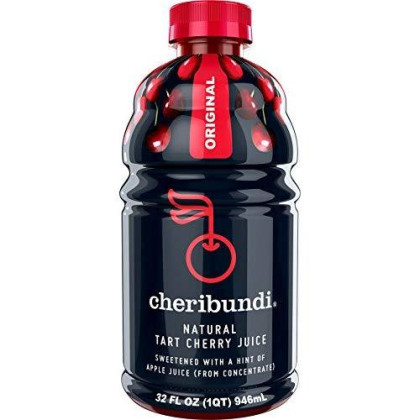 Cheribundi Tart Cherry Juice, 32 Ounce (Pack Of 3)