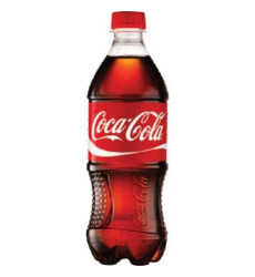 Coca-Cola Soda Coke, 20 Ounce (24 Bottles)