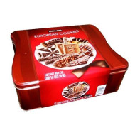 Signature European Cookies Variety Pack with 31% Chocolate, 35.27-Ounce