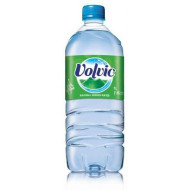 Volvic Natural Spring Water 1.0 Liter, 33.8-Ounce (Pack Of 12)