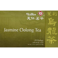 Ten Ren, Jasmine Oolong Tea - 20 Tea Bags