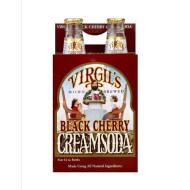 Virgil'S Cream Soda, Black Cherry, 12 Ounce