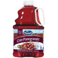 Ocean Spray Cranberry Pomegranate Juice, 101.4-Ounce (Pack of 6)