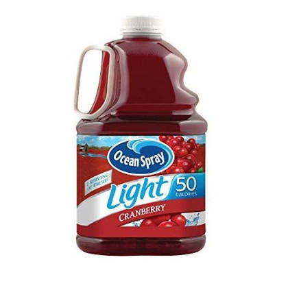 Ocean Spray Light Cranberry Juice, 101.4-Ounce (Pack Of 6)