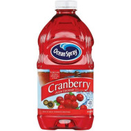 Ocean Spray Cranberry Juice Cocktail, 64-Ounce (Pack of 8)