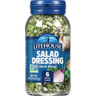 Litehouse Freeze Dried Salad Dressing Herb Blend, 0.42 Ounce
