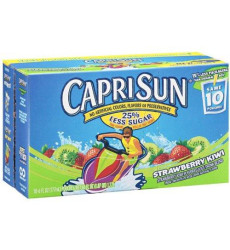 Capri Sun Strawberry Kiwi 10 Pk