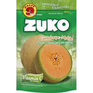 Zuko Instant Drink-Cantaloupe, 14.1-Ounce (Pack Of 6)