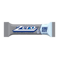 Zero White Fudge Candy Bar, King Size (Pack Of 12)