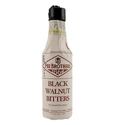Fee Brothers Black Walnut Cocktail Bitters - 5 Oz