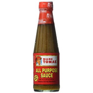 Mang Tomas All Purpose Sauce, Hot and Spicy, 11.64 Ounce