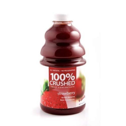 Dr. Smoothie 100% Crushed Strawberry (01-0702) Category: Smoothie Mixes