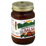 Green Mountain Salsa, Medium, 16-Ounce (Pack Of 6)