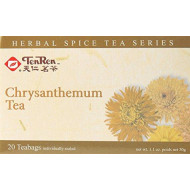 Ten Ren Chrysanthemum Tea, Taiwan Tea, Tea Bag Collection, 20 Bags