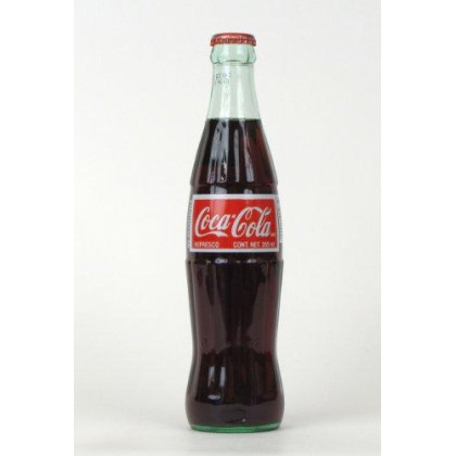 Mexican Coca Cola, 12 Ounce (Pack of 12)