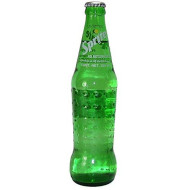Mexican Sprite, 12 Ounce (12 Glass Bottles)