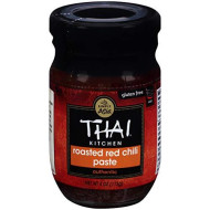Thai Kitchen Roasted Red Chili Paste, 4 Oz (Pack Of 6)
