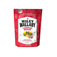 Wiley Wallaby Outback Beans Candy with Chewy Red Centers, 10 Ounce Bag