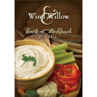 Wind And Willow Back At The Ranch Dip Mix - .82 Ounce (4 Pack)