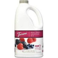 Torani Real Fruit Smoothie Wildberry Mix