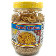 Jhc Fried Onion, Large, 8-Ounce