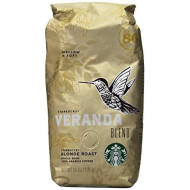 Starbucks Veranda Blend Whole Bean Coffee (1Lb)