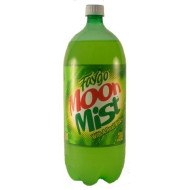 Faygo Moon Mist Citrus Carbonated Soda 2 Liter Bottle