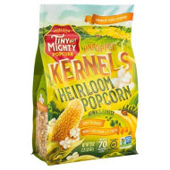 Tiny But Mighty Heirloom Popcorn, Healthy And Delicious, Unpopped Kernels, 1.25Lb Bag