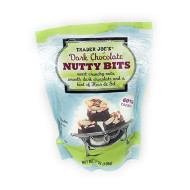 Trader Joe's Dark Chocolate Nutty Bits 7oz