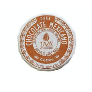 Taza Chocolate Organic Mexicano Disc 55% Dark Chocolate, Coffee, 2.7 Ounce (1 Count), Vegan